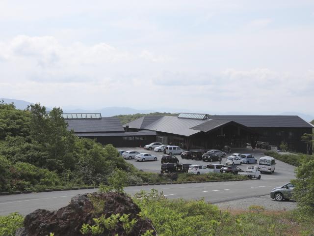 7月21日の栗駒山荘