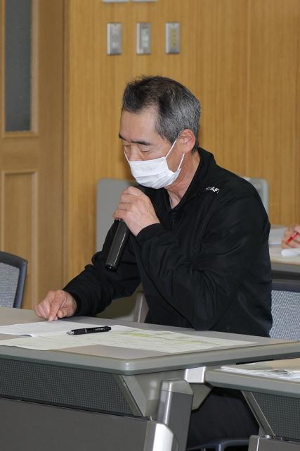 佐々木取締役統括部長